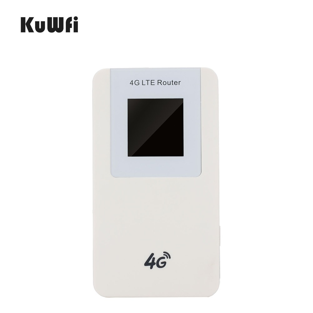 Unlocked 4G LTE Wireless WIFI Router MiFi WIFI Router Portable Wireless Modem With SIM Card Slot 4600mAh Battery Power Bank tianjie fdd lte gsm 4g wifi router portable global unlock dongle wireless modem two sim card slot rj45 port 5200 mah power bank