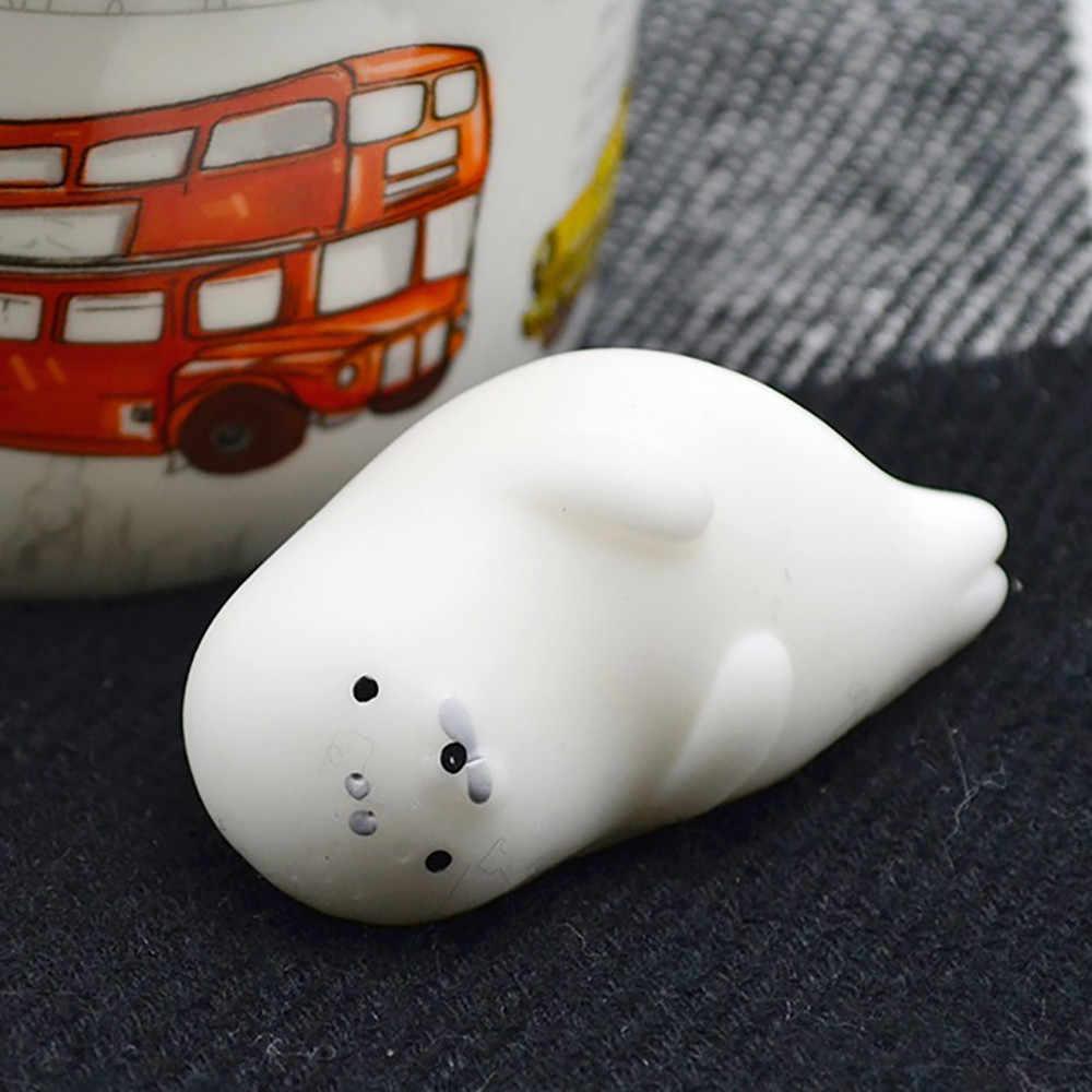 素敵なおもちゃおかしい Squishies ミニかわいいスクイズおかしいおもちゃソフトストレスや不安リリーフのおもちゃかわいい DIY 装飾 scuishies blandos
