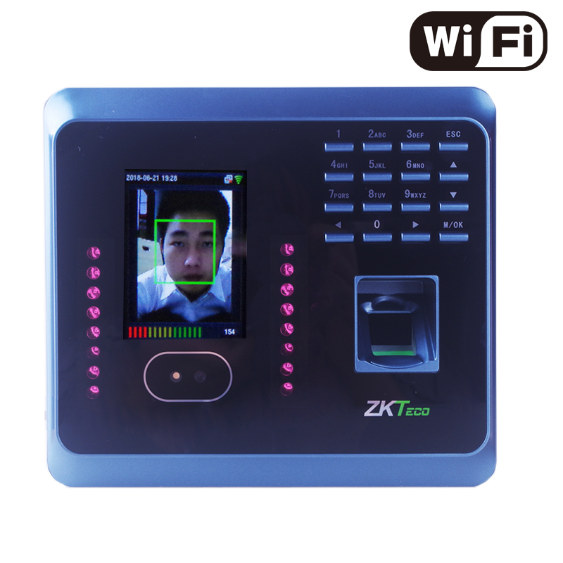 Russia Menu And Software Support ZMM220 Hardware Platform Facial Recognition System Face Attendant WIFI Fingerprint Scanner