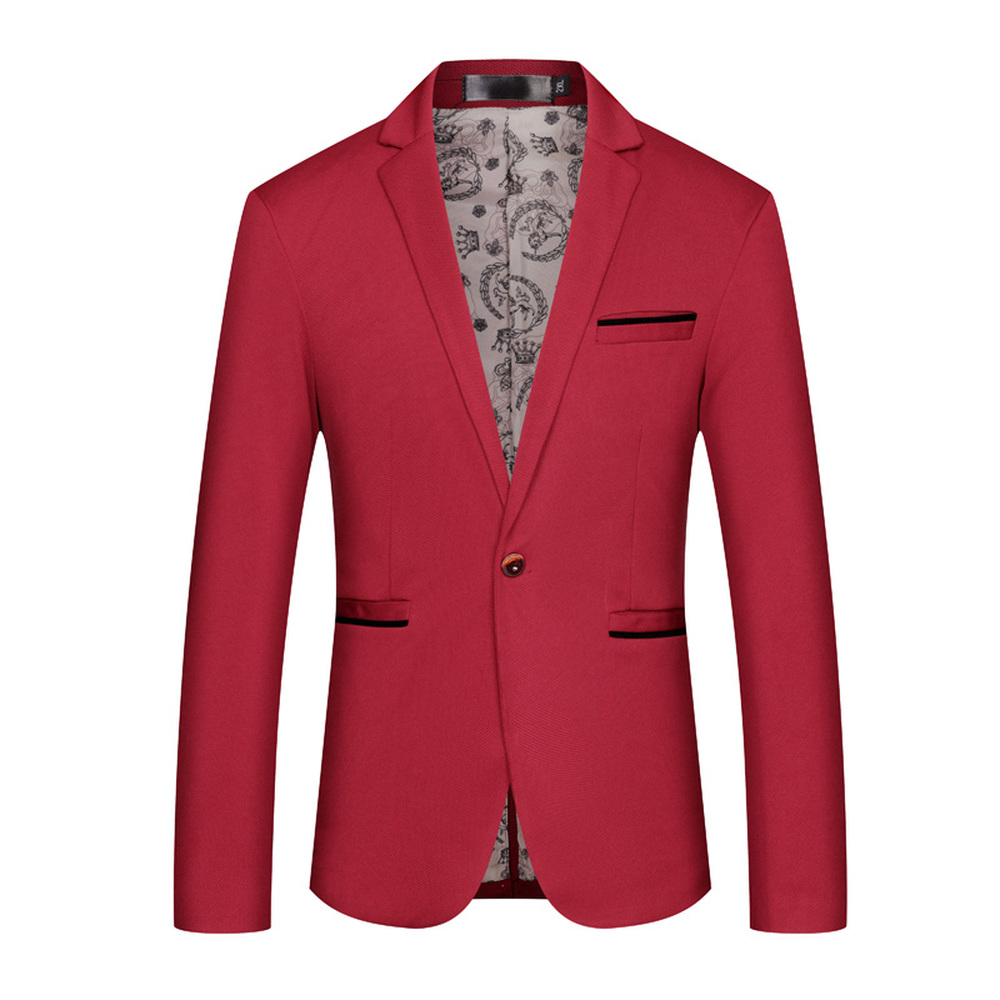 b7ee8f34bc84f Blazers erkekler sıcak satış sonbahar çin tarzı rahat takım elbise büyük  boy erkek bahar moda takım