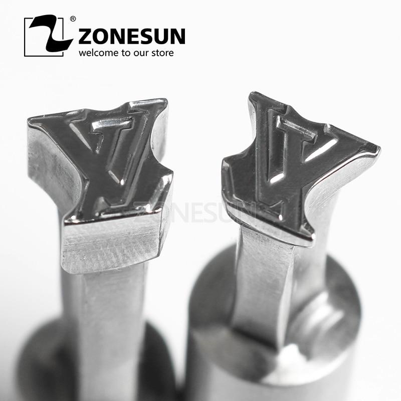ZONESUN Single Punch Tablet Press 3D Tablet Punch Mold Candy Milk Tablet Stamping Die Custom Logo For TDP0/1.5/3 Tablet Machine все цены