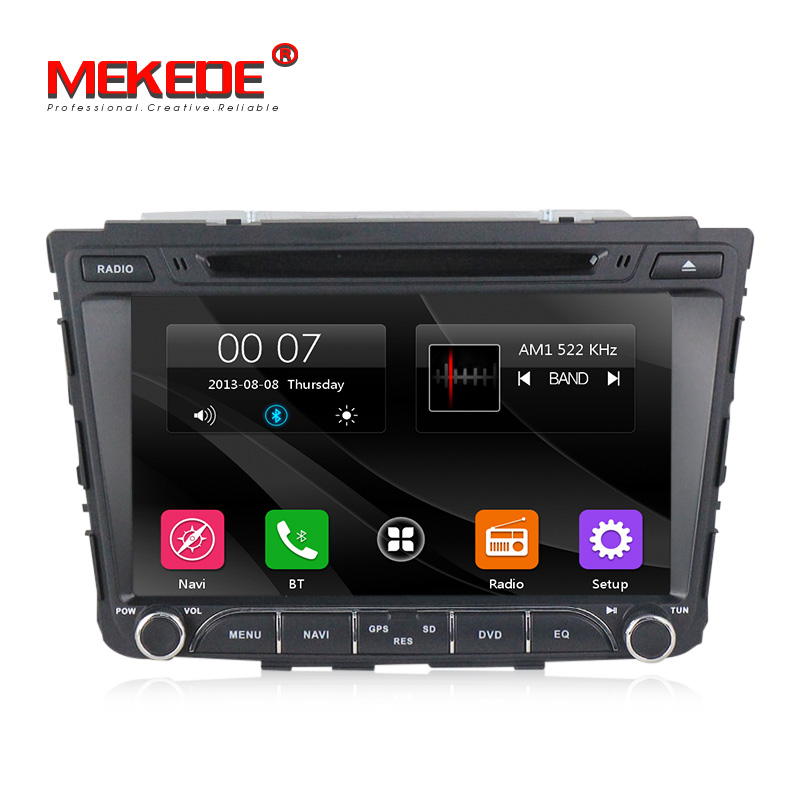8 Car DVD Player for Hyundai IX25 2014 2015 Creta with GPS Navigation Radio Bluetooth AUX MP3 Audio Video Stereo free shipping