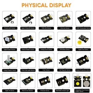 Image 4 - Keyestudio 37 ב 1 חיישן Starter ערכת עבור ה BBC מיקרו: קצת (לא מיקרו: קצת לוח)