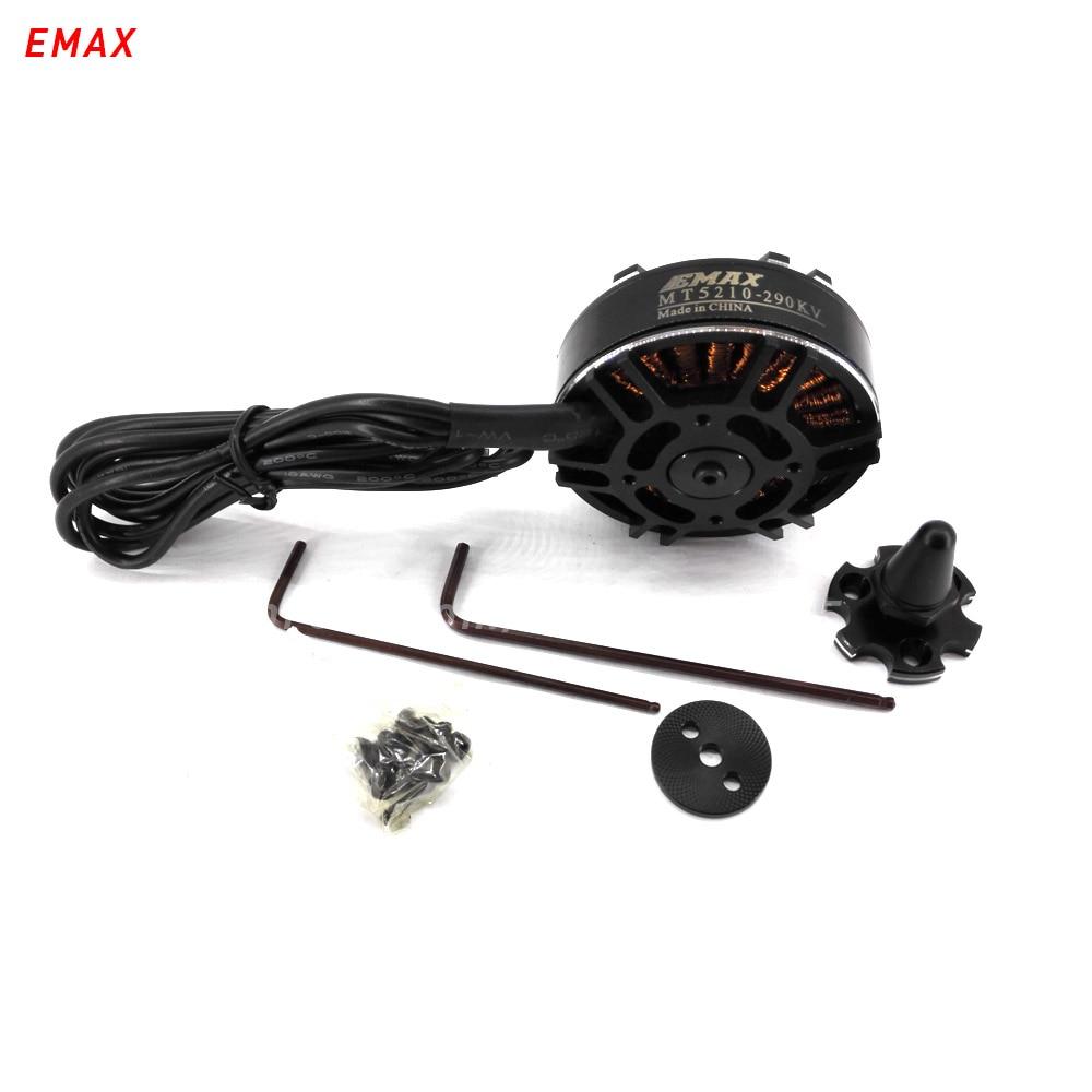 EMAX MT5210 font b rc b font brushless motor 160kv 290kv drone multi axis copter 6mm