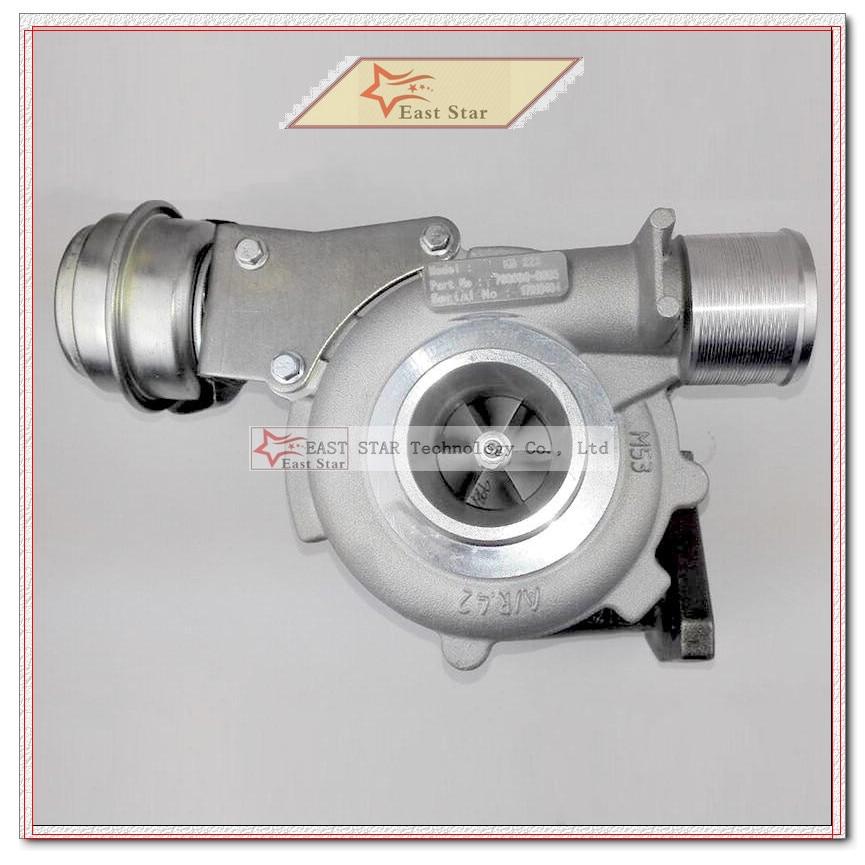 Turbo GTA1746LV 760680 760680-5005 S 760680-0005 760680-0004 8200506509B Pour Suzuki Grand Vitara DDIS 1.9L F9Q 264 F9Q264 2007-