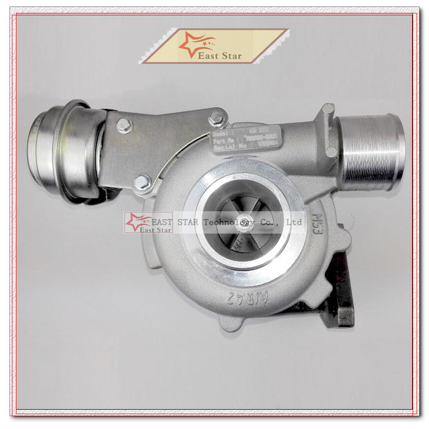 Turbo GTA1746LV 760680 760680-5005S 760680-0005 760680-0004 8200506509B For Suzuki Grand Vitara DDIS 1.9L F9Q 264 F9Q264 2007-