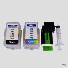 Smart cartridge rifll kit para canon PG 540 CL 541 cartucho de tinta Para canon pixma MG2150 MG2250 MG3150 MG3250 MG3550 MG4150(China)