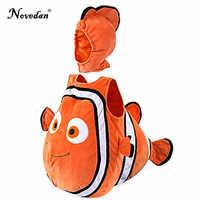Nemo Kostüm Baby Kinder Fisch Clown Von Pixar Animierte Film Findet Nemo Halloween Weihnachten Cosplay Kostüm