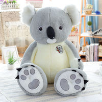 70cm Big Koala Plush Toys for Children Stuffed Plush Cute Koala Bear Toys Kids Girls Birthday Valentine Gifts
