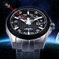 Reloj Watches Top brand Mens Luxury CASIMA Fashion Solar Energy Luminous Leather Quartz Man watch 100m waterproof Montre Homme