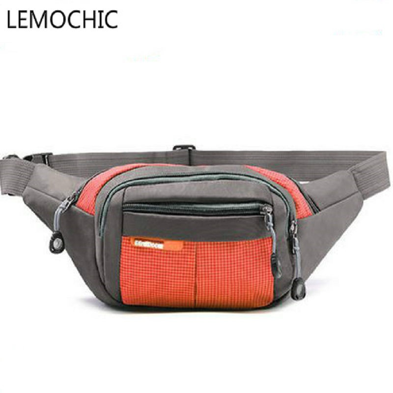 Ambitious Lemochic Mochilas Sacoche Male Homme Marque Bolsa Deporte Sports Fitness Gym Badminton Tennis Cycling Running Bag Free Shipping Choice Materials