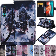 For Sony Xperia XZ3 case PU Leather Phone Case Wallet Cover For Sony Z5 XP X Performance C6 XA Ultra XZ XZ1 Compact XZ2 XZ4 10 1