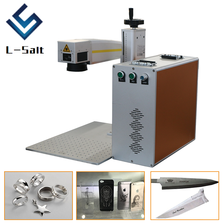 Laser Marking High Precision 20w For ABS, PES, PVC