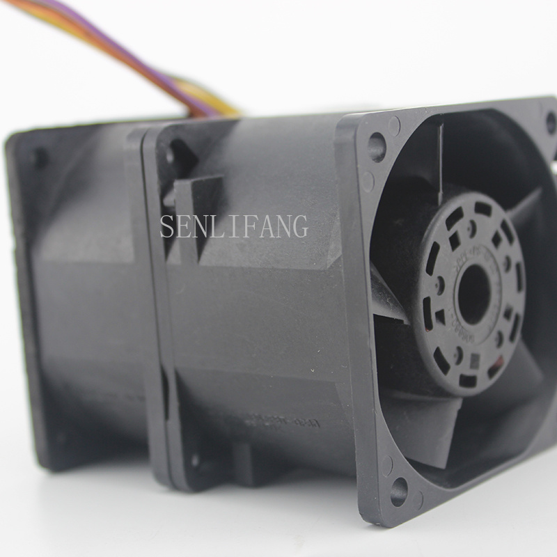 Free Shipping Good Quality Sanyo 6076 6cm6Cm 12V 2.7A Car Booster Fan Violence 9CR0612P0H04,Cooling Fan
