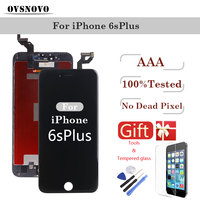 LCD Touch Display For IPhone 4 4s 5 5s 5c SE 6 6s 7 8 Replacement