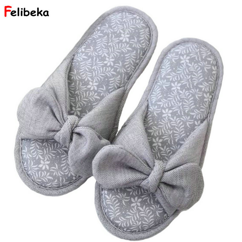 Ping/Gray Spring/Summer Fish mouth slippers for women Home Indoor Bedroom Shoes Cartoon Home Shoes Soft Cotton Slippers