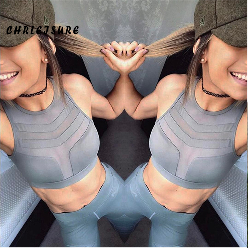 Perspective; Quick-drying Breathable Fitness Crop Top 3