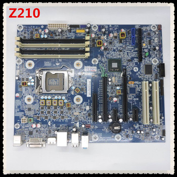 Has completed the test !!Desktop Motherboard Z210 615943-001 614491-002 Fully Tested