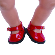 43 cm zapf doll shoes suitable for babies, children the best birthday present. G79-g85