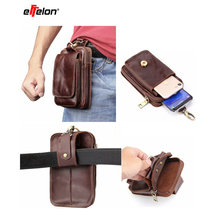 Clip Belt Note Bag