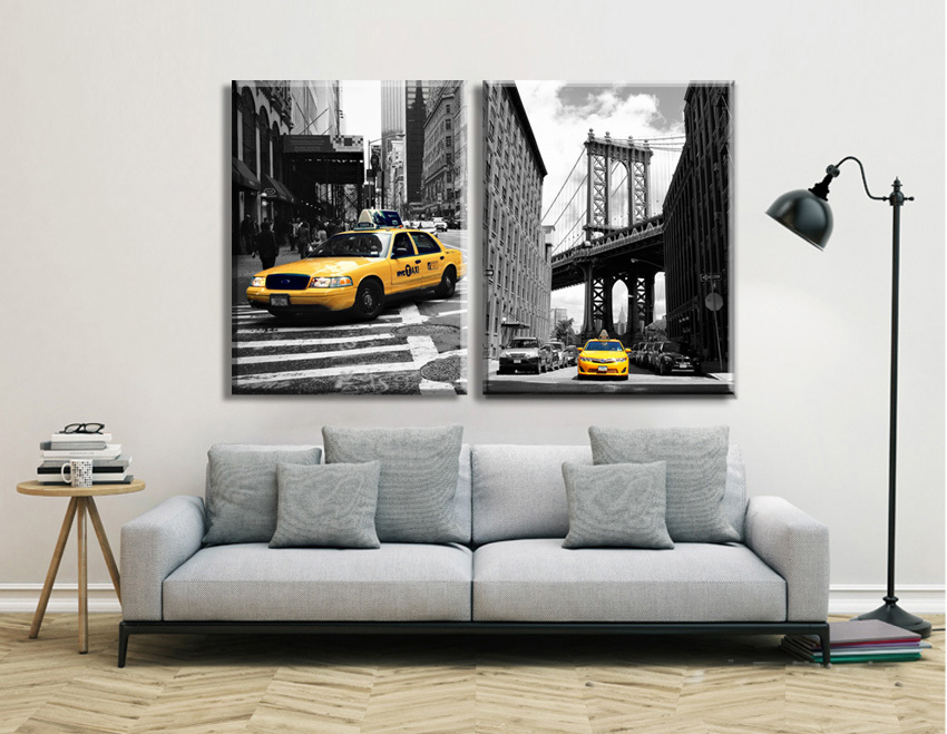 Home Decor Modern Canvas Painting New