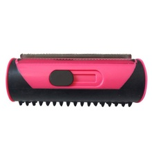 Pet Hair Removal Brush For Dogs Cats Puppy Dog Massage Comb Deshedding Tools Cat Grooming Dog Accessories Pet Supplies Cleaner hot sale pet grooming tools anti static massage steel needle comb for puppy