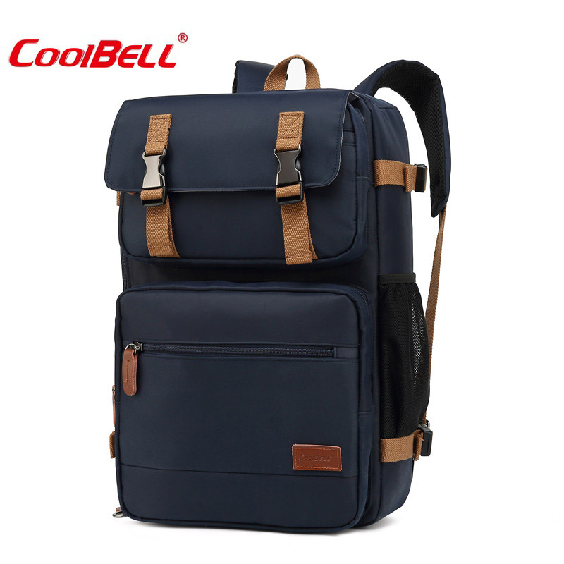 dd51b9f9aac5 US $51.99 |Coolbell Multifunction 17 inch Laptop Backpack for Teenager  Business Male Men Travel Suitcase Bag Notebook Cover for Asus Acer D-in  Laptop ...