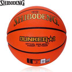 Официальный Размеры 7 из искусственной кожи Стандартный Баскетбол Крытый Открытый мужская майка для баскетбола мяч Обучение Матч