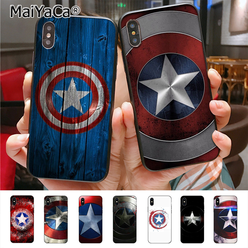 Hot Sale Maiyaca Captain America Shield Marvel Special