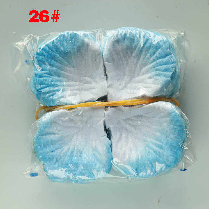 1000pcs Fake Rose Petals Flower Girl Toss Silk Petal Artificial Petals For Wedding Confetti Party Event Decoration