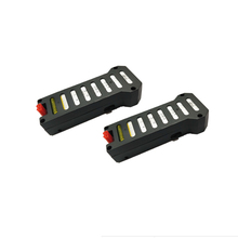2PCS/Lot 3.7V 850mAh lipo  Battery for JJRC H61 / H62 RC Quadcopter Drone Spare Parts