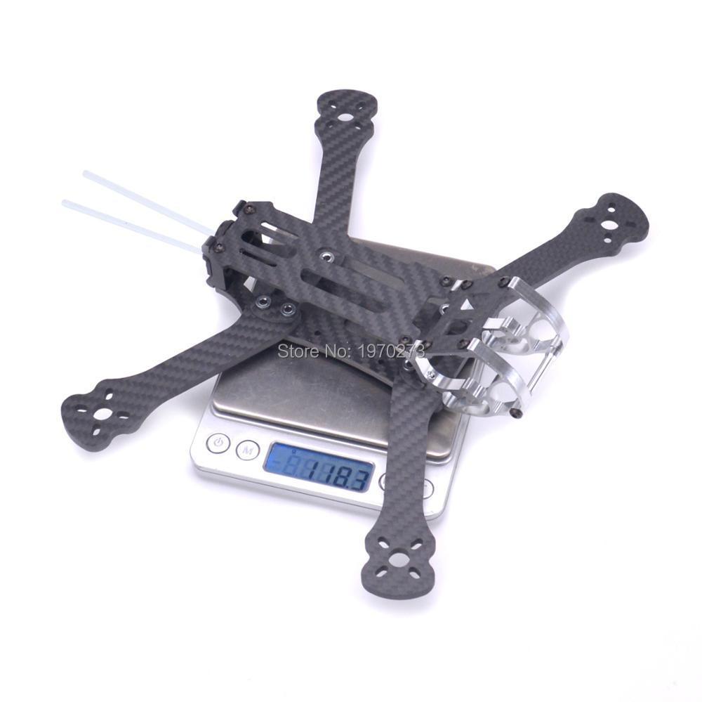 "Image 5 - Rooster 230 225mm 5"" FPV Racing Drone Quadcopter Frame 5 Inch FPV Freestyle Frame For Chameleon Rooster 230mm-in Parts & Accessories from Toys & Hobbies"