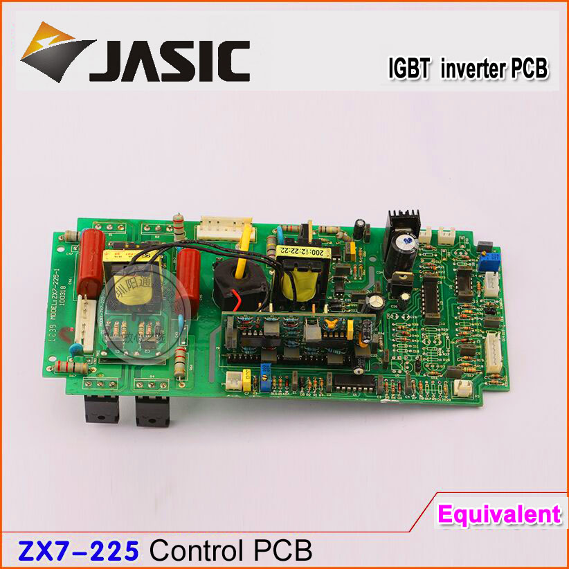 Free shipping ZX7-200 Control masterboard PCB for jasic IGBT dc inverter mma welding machine high quality jasic dc dc inverter welding equipment inverter welder zx7 225 igbt welding machine