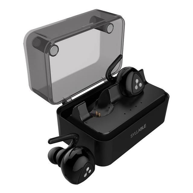 Syllable d900mini gêmeos fone de ouvido bluetooth estéreo de alta fidelidade em fones de ouvido fones de ouvido fone de ouvido bluetooth 4.1 fone de ouvido sem fio para smartphones