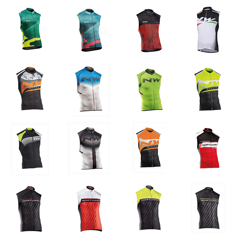 triathlon NW Sleeveless Cycling Jersey Men 2018 pro team MTB bicycle Ropa Ciclismo outdoor bike Wear shirt Cycling Clothing 2017 men s cycling jersey mtb bike clothing orbea team cycling clothing ropa ciclismo jerseys pro bicycle wear bike clothes sets