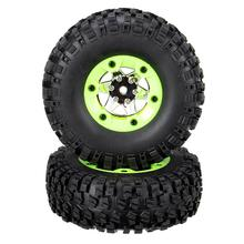 2Pcs Left Right Tires Replacement Spare Parts for Wltoys 1/12 12423 12428 RC Car
