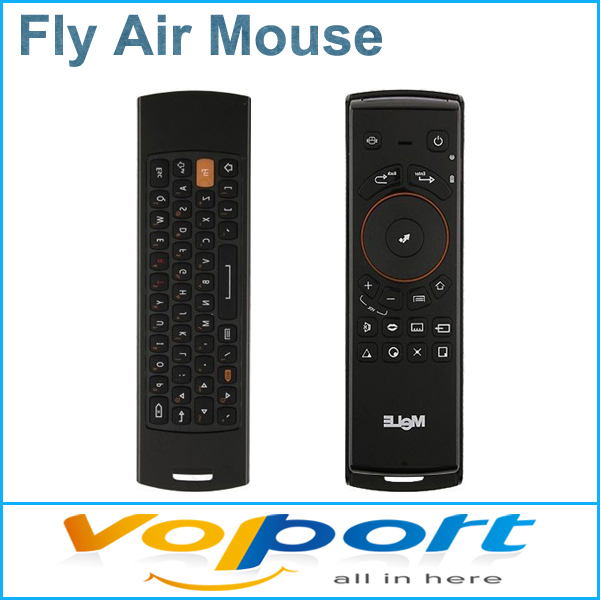 Free Shipping 2.4G USB Receiver Mele F10 3in1 Wireless Game Keyboard + Fly Air mouse + HTPC/Game/IPTV Remote Control