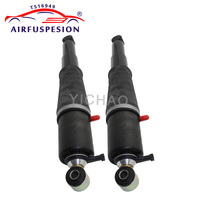 Pair for Chevrolet Tahoe Suburban GMC Yukon Cadilac DTS Rear Air Suspension Shock Absorber 25979391 25979394 1575626 25979393