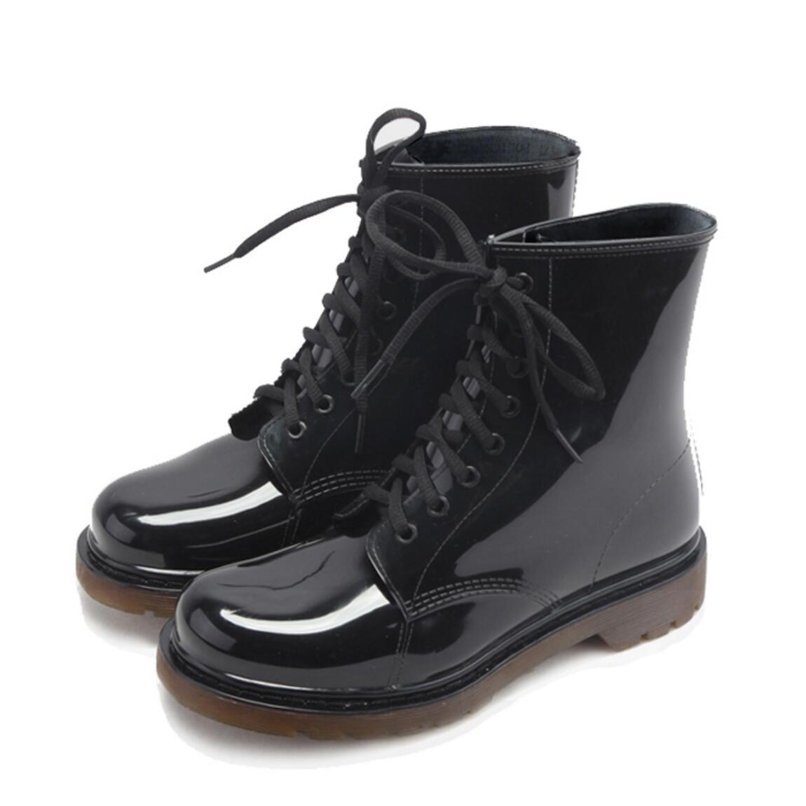 Koovan Μπότες Boots Man 2018 Νέα μόδα Ανδρικά - Ανδρικά υποδήματα - Φωτογραφία 3