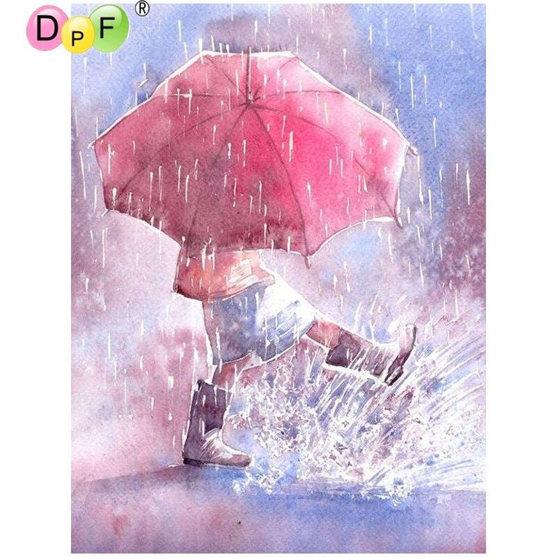 только рисунки под дождем того года