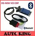 2017 año nuevo venta grande nueva vcids-tcs cdp favorable con nec relés llevó cables para coches y camiones herramienta de diagnóstico obd2 envío gratis