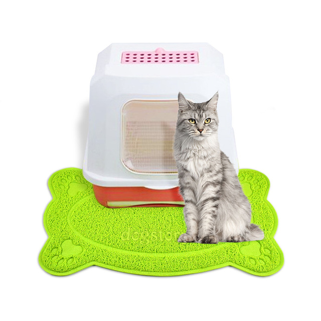 Fashion New Style Small Pet Cat Dog Mat Cat Cleaning Pad Soft And Comfortable Safe Non-toxic Pet Nest Mat Dog Products Wholesale