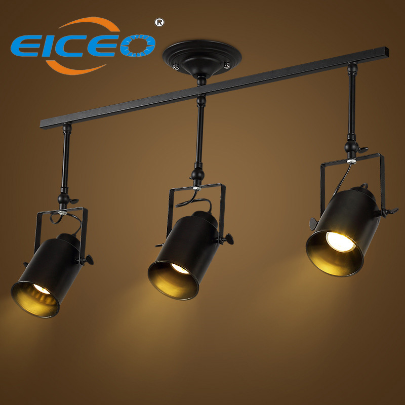 Traditional Light Rail: EICEO LED Track Light Clothing Shop Showrooms Exhibition