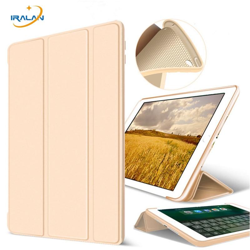 Fold Stand Magnetic Flip Smart Case for Apple iPad mini 123 leather Soft Silicone Back Cover For iPad Mini 1 2 3 7.9+film+stylus