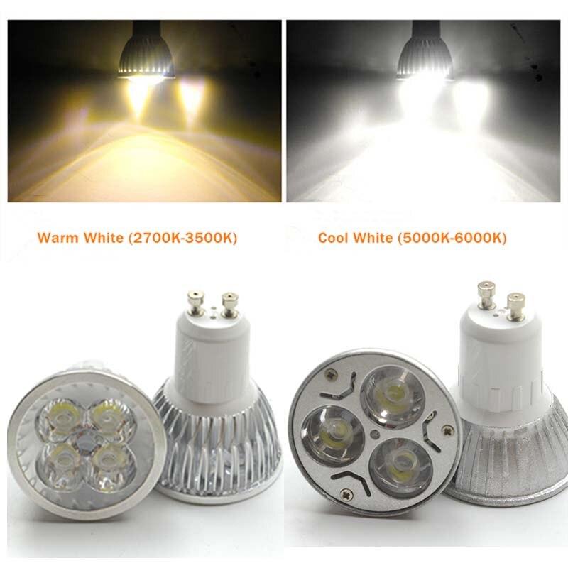 MR16 GU5.3 светодиодный пятно света лампы 12 В 220 В 110 В 9 Вт 12 Вт 15 Вт светодиодный ...