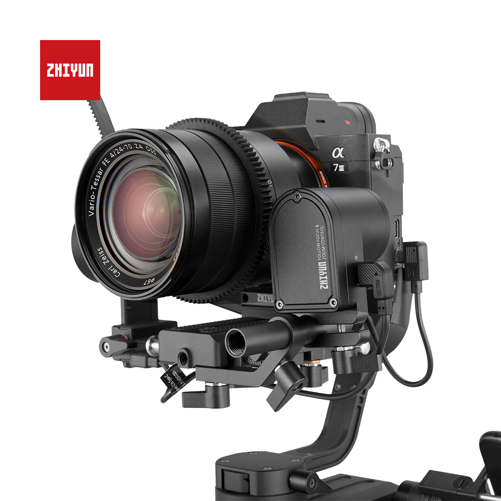 ZHIYUN Official Weebill Lab Crane 3 TransMount Servo Zoom Focus Controller Max CMF 04 for Gimbal