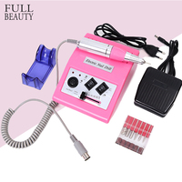 1 Set Electric Pedicure Nail Drill Files Remover Deal Skin Grinding Mills Machine Nail Art Accessories Manicure Kits CHHBS 278S