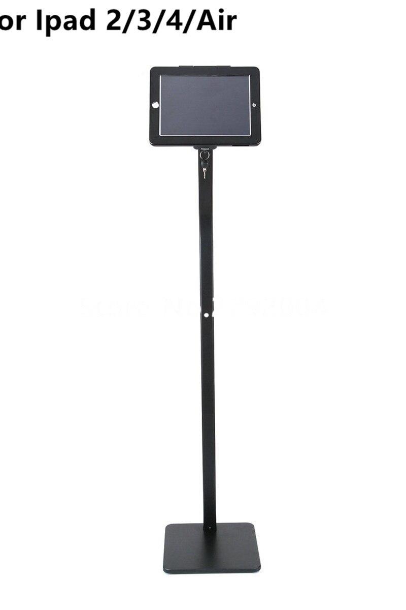 para o ipad 2 3 4 ar pro suporte seguro do quiosque da tela do fechamento