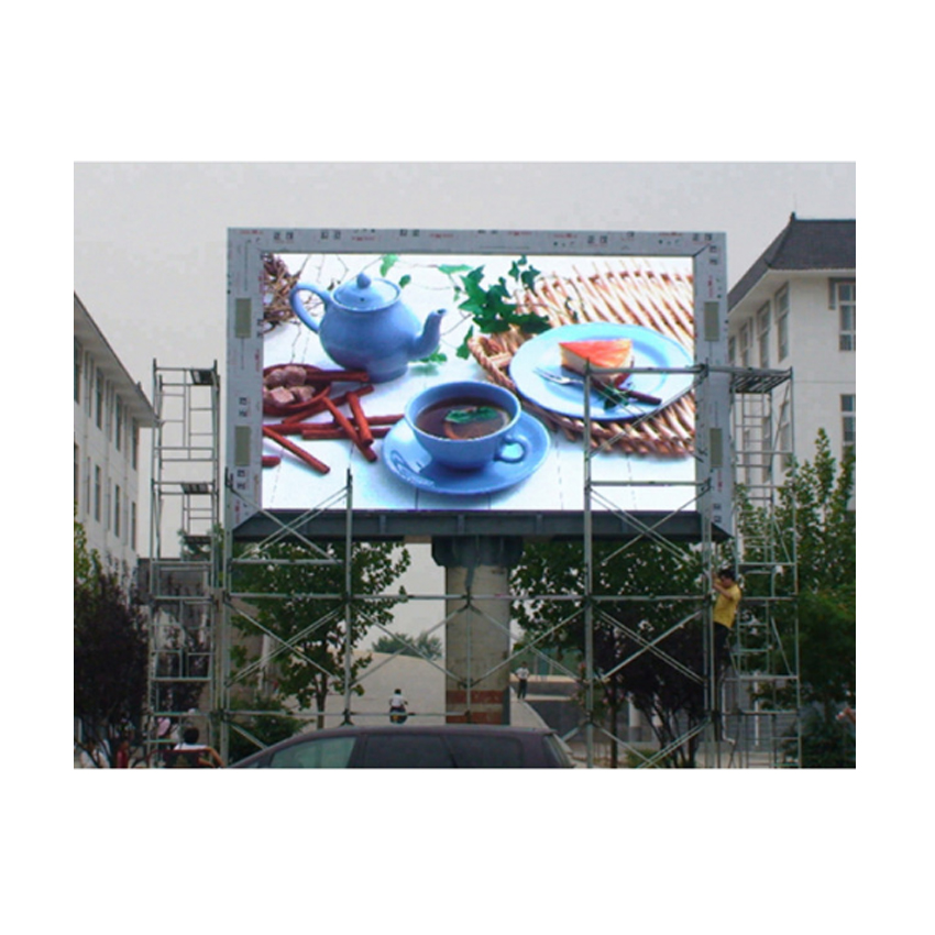 P5 Outdoor Waterproof Led Screen SMD2727 640X640mm Die Casting Aluminium Cabinet For Full Color Led Display Panel Rental