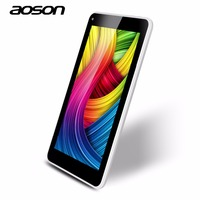 7 Allwinner A33 Quad Core Aoson M751S B Tablet PC Capacitive 800 480 Android 4 4